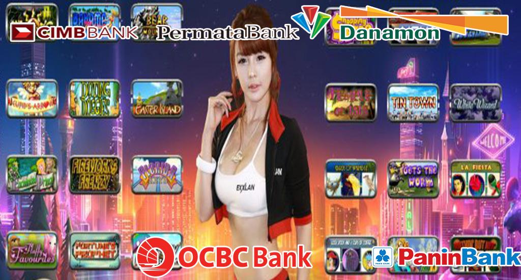 Agen Classic Games Bank CIMB Niaga, Panin, OCBC, Danamon, Permata
