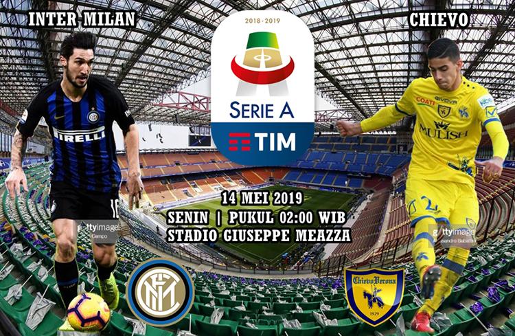 Agen Maxbet Inter Milan vs Chievo tgl 14 Mei 2019