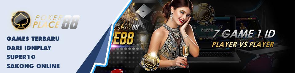 IDNPlay Pokerplace88