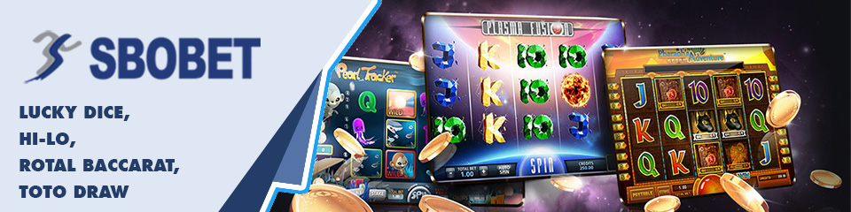 Slot Sbobet Game